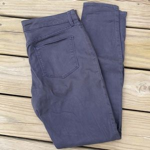 THE LIMITED gray pants